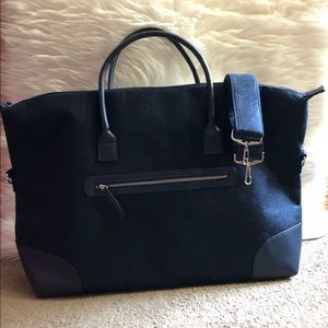 DSW Large Tote Bag! Brand New in Navy Blue